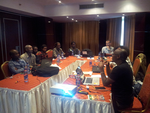 EWA Partners got Training on RSR and Akvo FLOW