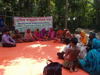 Building the Bangladesh WASH Alliance