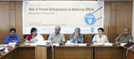 National Seminar on 'Role of Private Entrepreneurs in Achieving SDG-6'